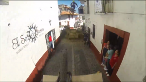 Taxco Urban Downhill 2013