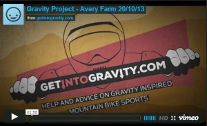 Gravity Project race video – Playable on mobile devices