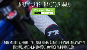 Imprint Bicycle Grips