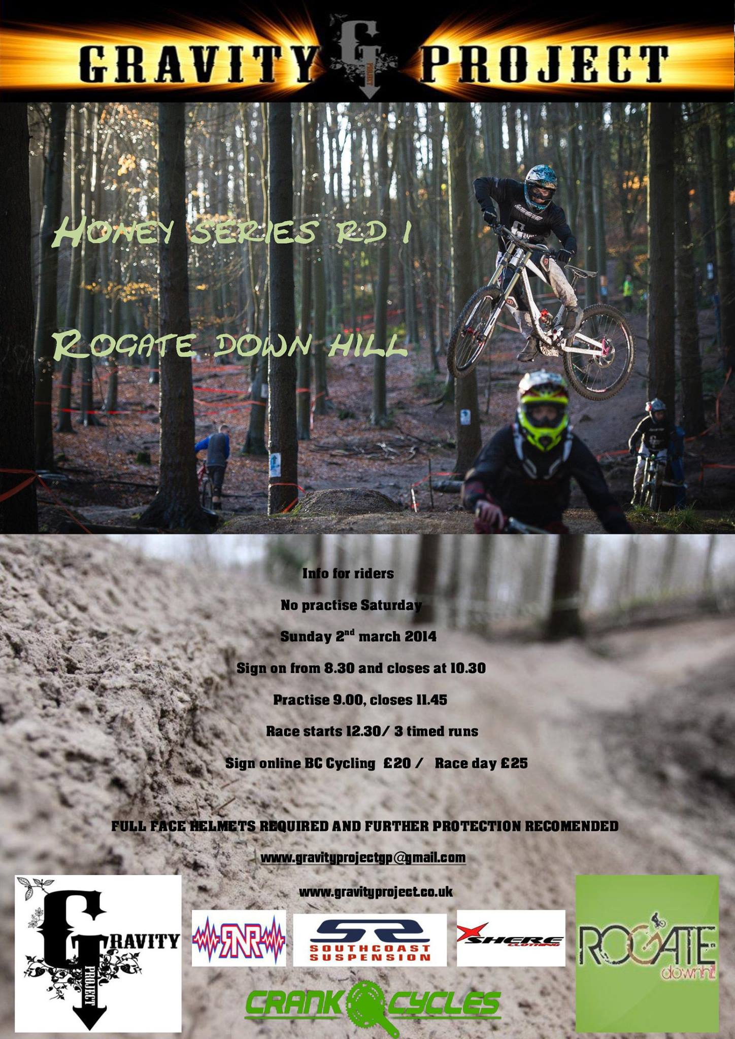 Gravity Project – Honey Series RD 1
