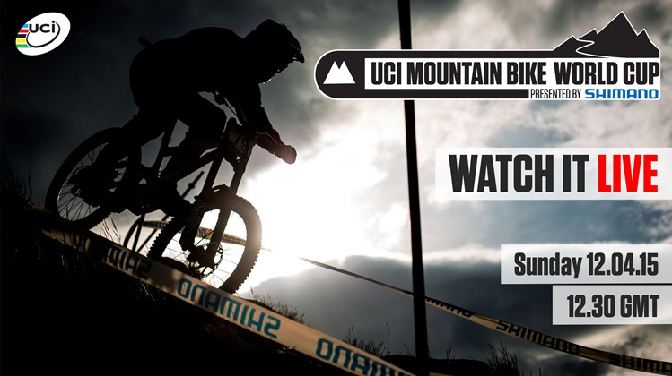 2015 UCI Downhill World Cup